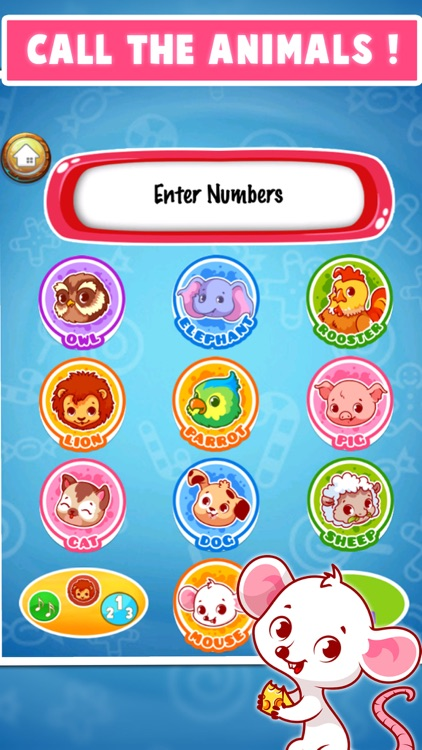 My First Baby Phone Games for Babies screenshot-3