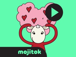 Dream Animals Animated Stickers