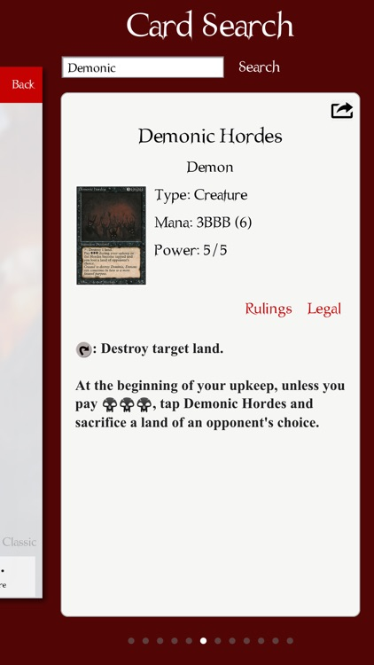The Little Helper Pro: for Magic the gathering MTG screenshot-4