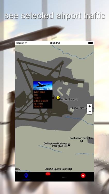 World Flights - Live Air Radar & Tracker screenshot-4