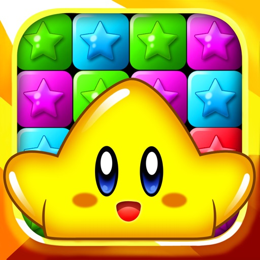 Star Blast: Pop matching star puzzle game
