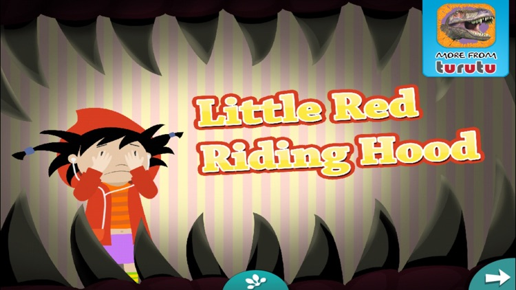 Turutu Little Red Riding Hood and the wolves