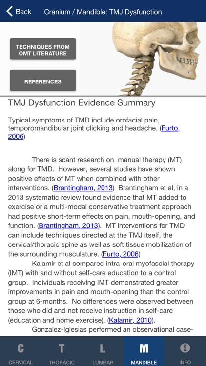 Mobile OMT Spine screenshot-4