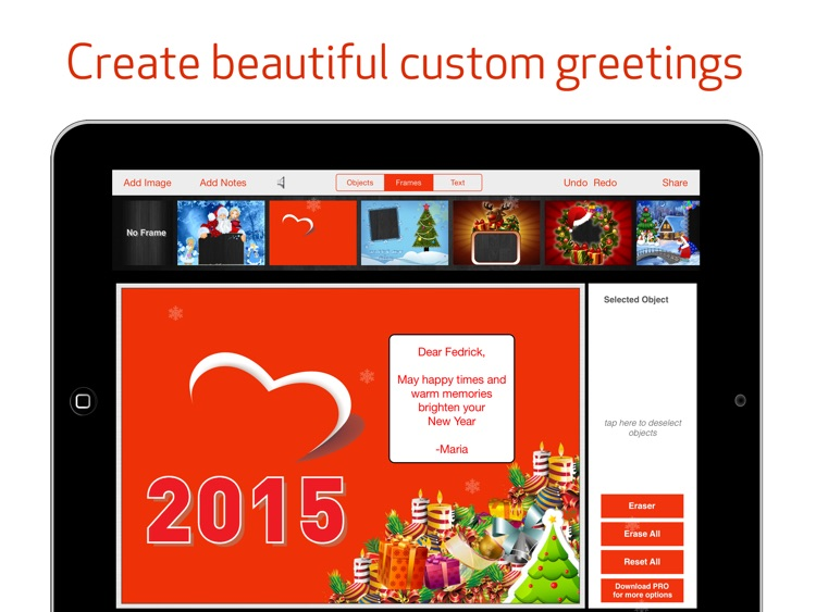 Egreetings free seasons greeting app by triffort technologies egreetings free seasons greeting app m4hsunfo