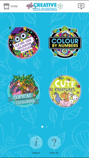 Creative Colouring: A Colouring App for Kids on the App Store