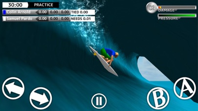 BCMサーフィンゲーム『World Sur... screenshot1