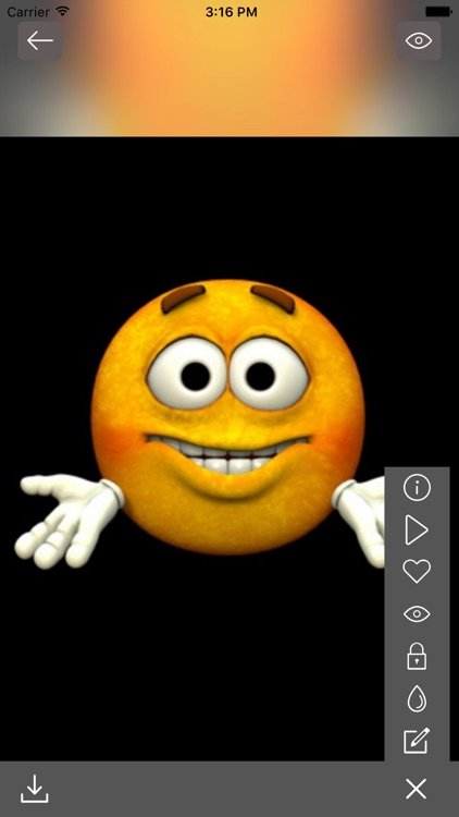 Smiley & Emoji Wallpapers HD - Cool Backgrounds by Danny ...