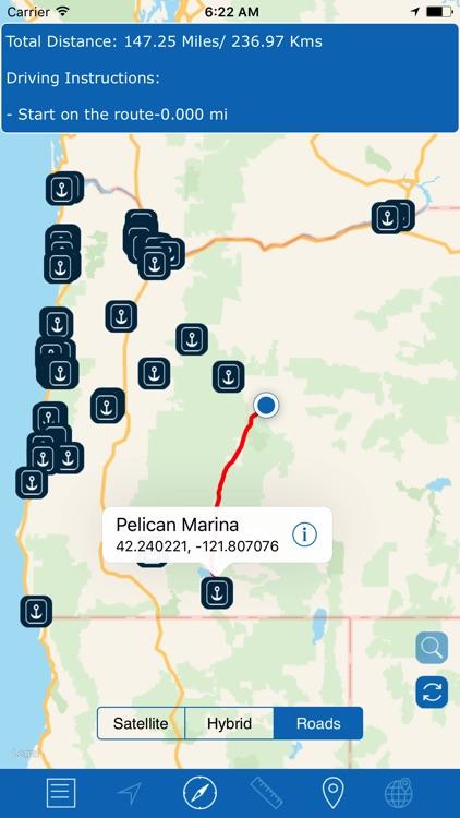 Oregon - Outdoor Recreation Spots screenshot-4