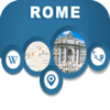 Rome Italy Offline City Maps with Navigation - Egate IT Solutions Pvt Ltd