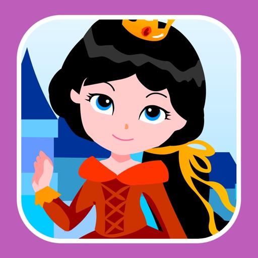 公主换装游戏 - 女孩装扮儿童游戏3-6岁