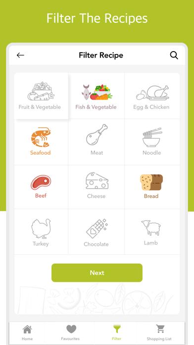 Salad Recipes - Lettuce Eats screenshot four