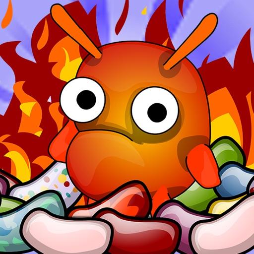 Firebug: Platformer Game