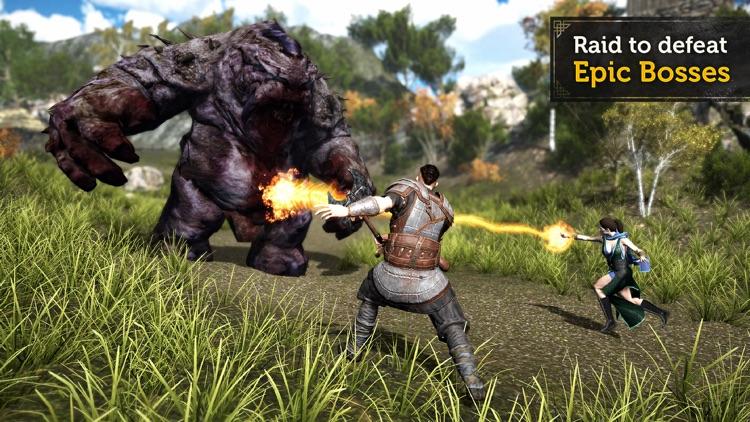 Evil Lands: MMO RPG screenshot-6