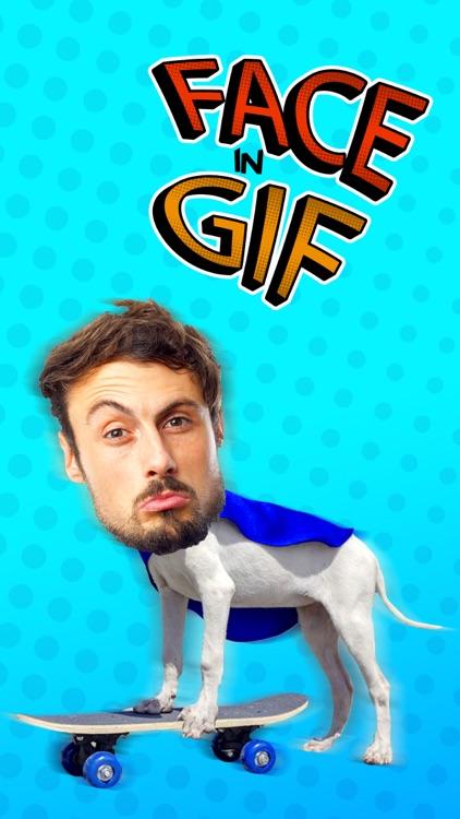 Face In Gif – create videos screenshot-0