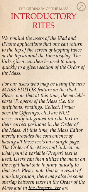 iBreviary TS Plus on the App Store