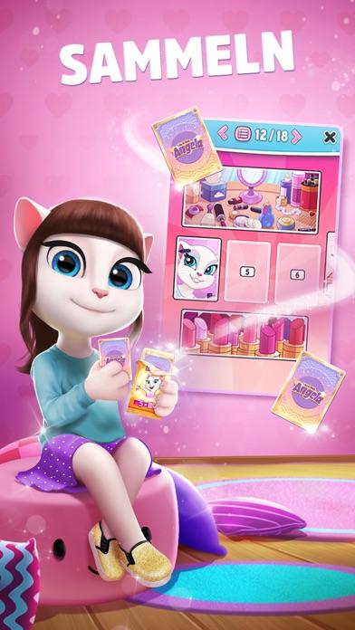 Herunterladen Meine Talking Angela für Android