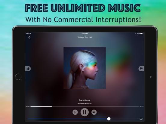 Jango Radio - Streaming Music iPad
