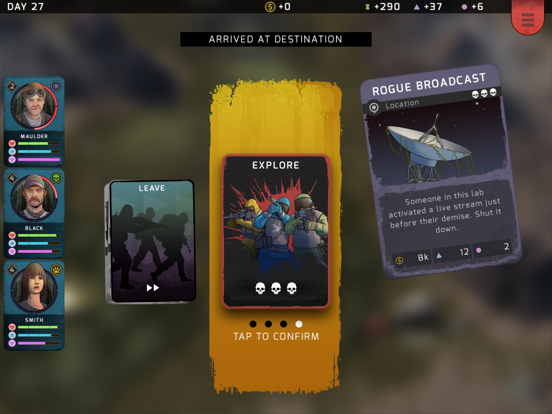 Xenowerk Tactics screenshot 2