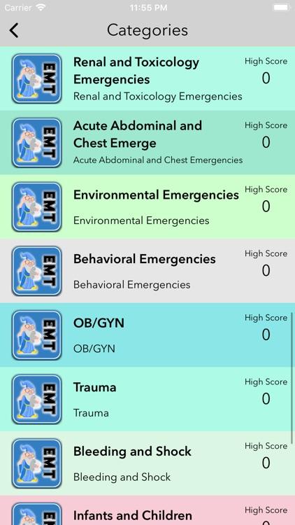 EMT Advanced