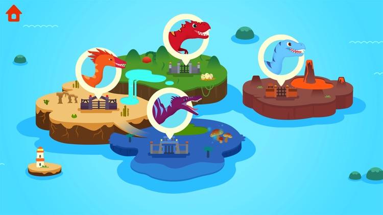Dinosaur Guard: Games for kids screenshot-9