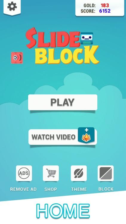 Slide Block : Puzzle Game