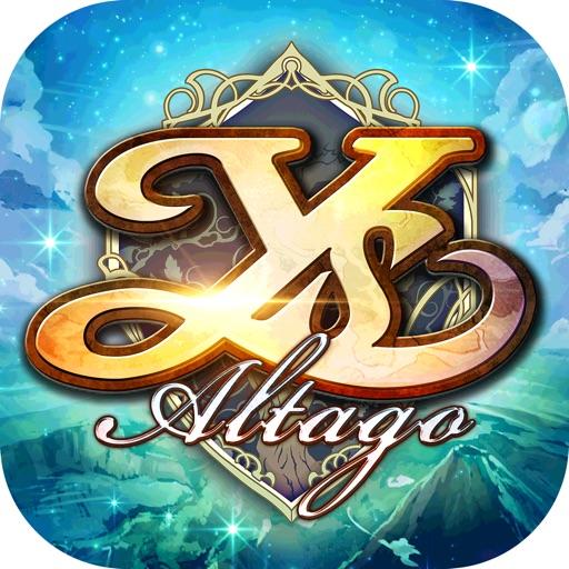 伊蘇:阿爾塔戈的五大龍