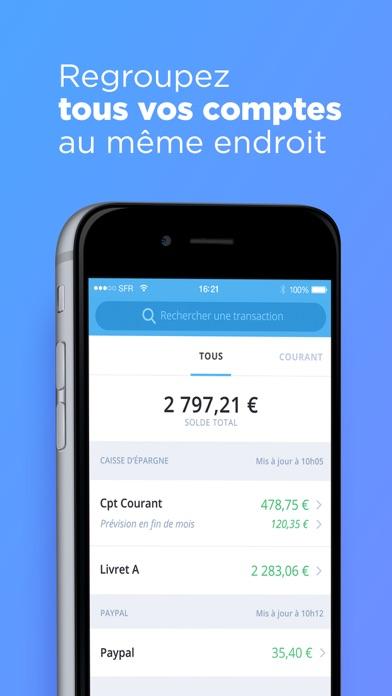 download Bankin' - Gérer son argent apps 8