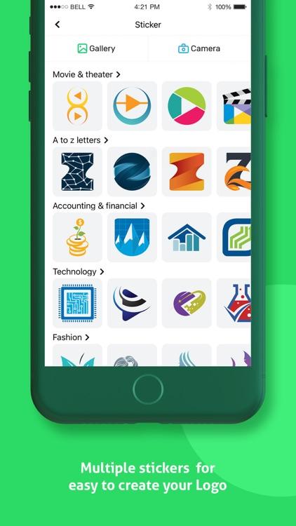 Logo Maker - Logo Creator screenshot-6