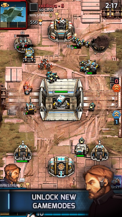 Warzone: Clash of Generals screenshot-3