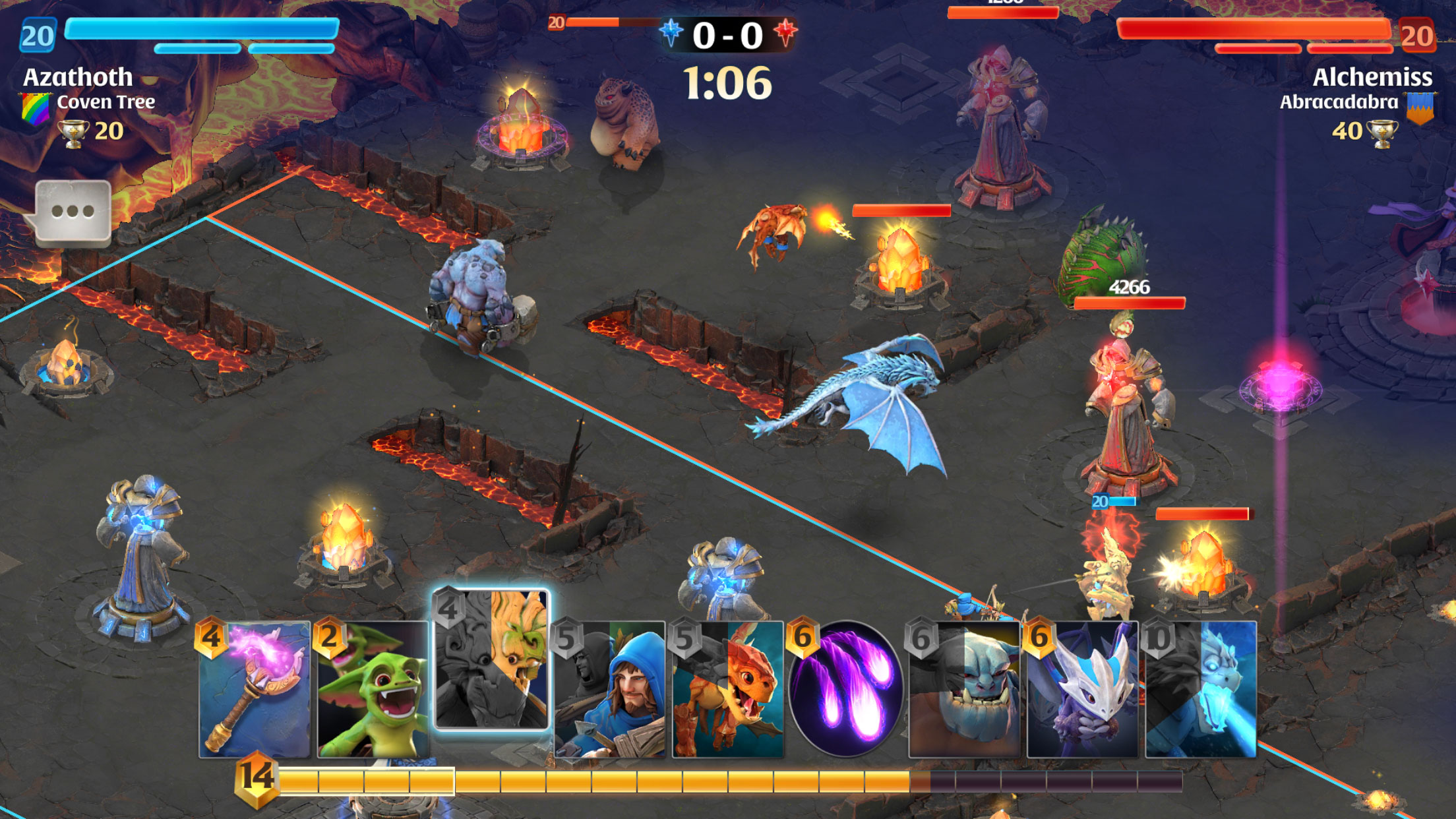 Arcane Showdown screenshot 8