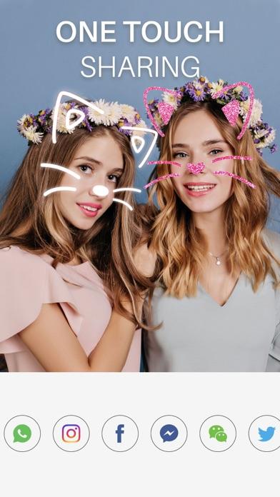 Sweet Face Camera: Selfie Edit Screenshot