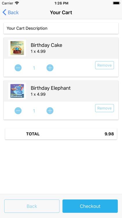 Yara Cards screenshot-6