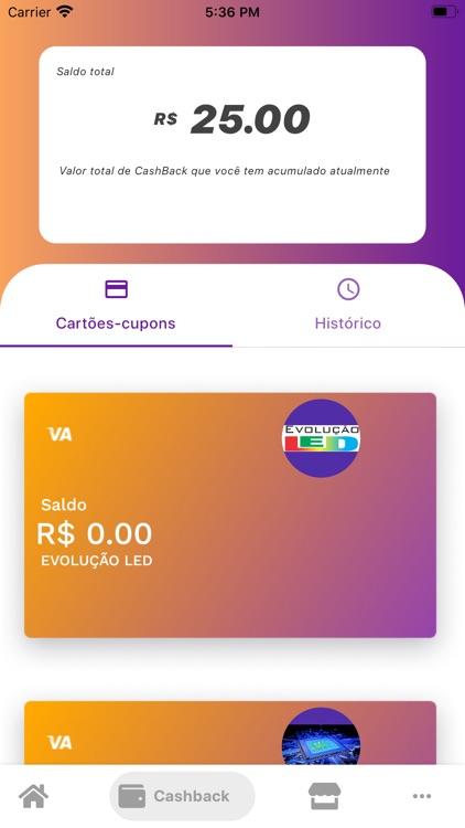 Vantagens Aqui screenshot-3