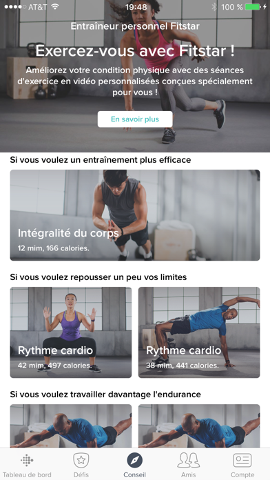 Screenshot #2 pour Fitbit