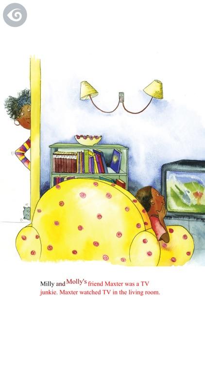 Milly, Molly & the Tree Hut screenshot-3