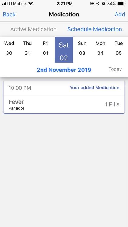 MediCloud-MediCare screenshot-4