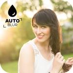 Auto Blur Background - DSLR