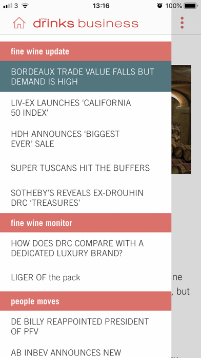 The Drinks BusinessScreenshot of 3