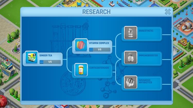 Dream Hospital: Doctor Game screenshot-5