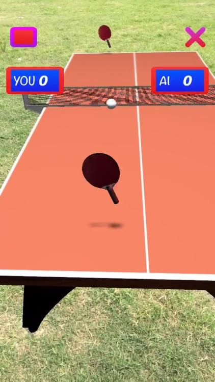 Table Tennis AR screenshot-4