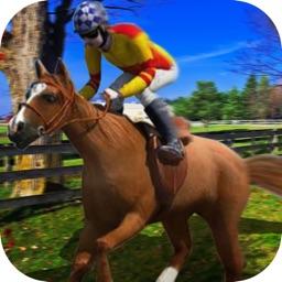 Riding Master-Horse Racing