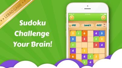 Sudoku - Turn your brain screenshot 1