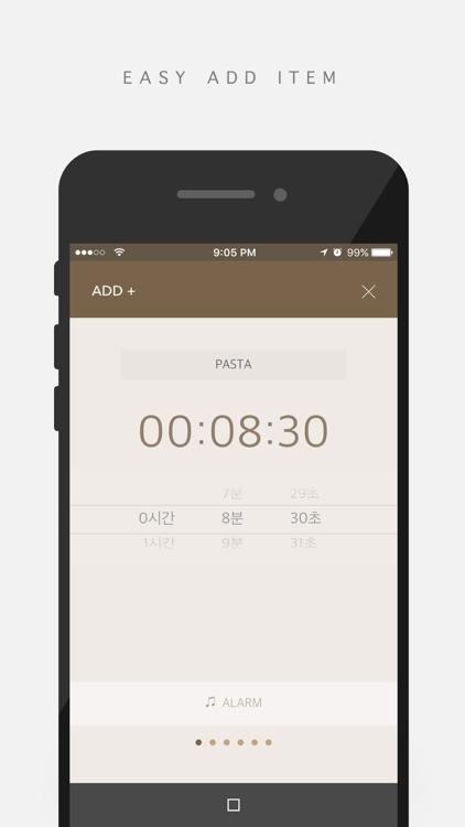 TIMEBOX : timer screenshot-3