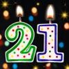 祝你生日快樂虛擬蠟燭