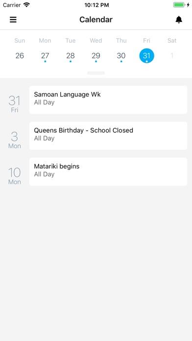 West Harbour School screenshot 2