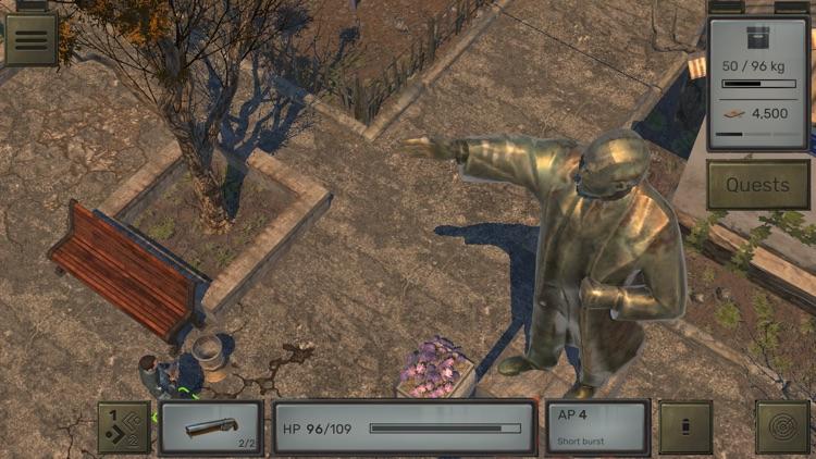 ATOM RPG screenshot-5
