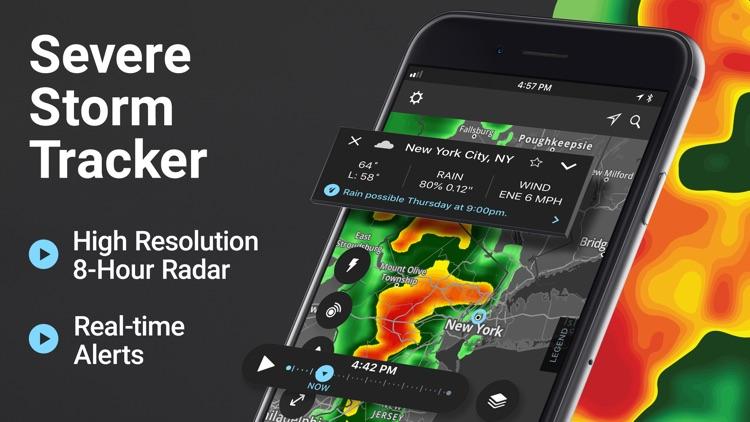 Storm - Weather radar & maps screenshot-8