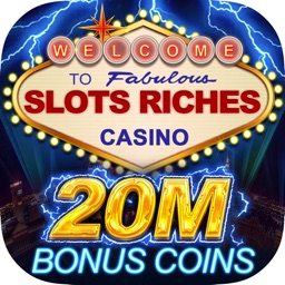 Slots Riches - Casino Slots