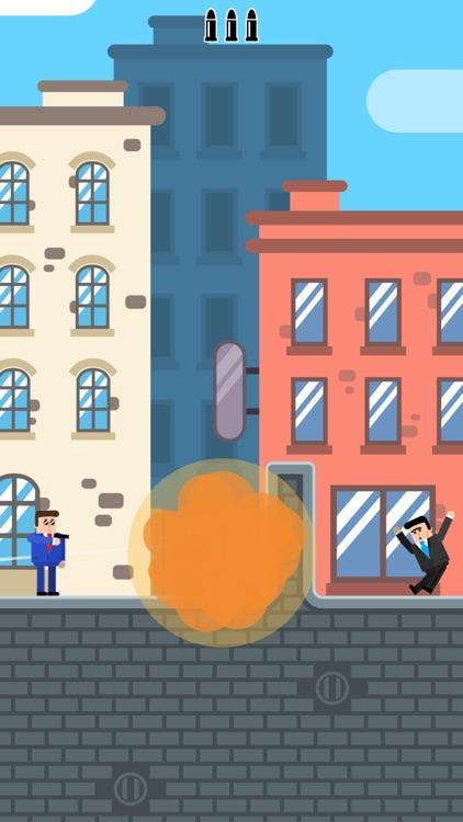 Mr Bullet - Spy Puzzles screenshot-6