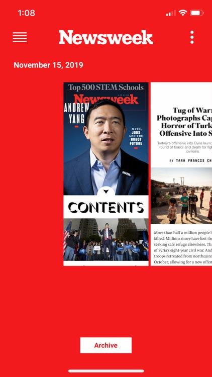 Newsweek screenshot-3